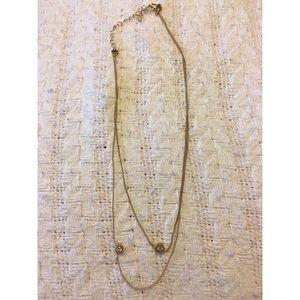 Brand new statement necklace. Saks. Never worn.